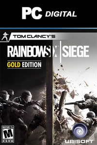 Tom Clancy ́s Rainbow Six Siege: Year 2 Gold Edition PC + DLC
