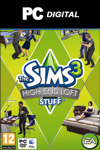 The Sims 3: High and Loft Stuff DLC PC