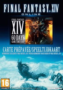 Final Fantasy XIV 60 Day Prepaid