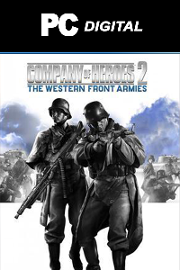 COH2: The Western Front Armies - Oberkommando West DLC PC