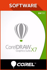 CorelDRAW Graphics Suite 64Bit X7