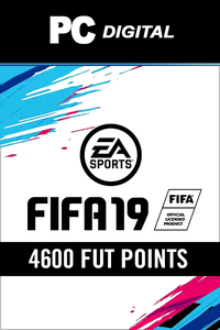 FIFA 19 - 4600 FUT Points