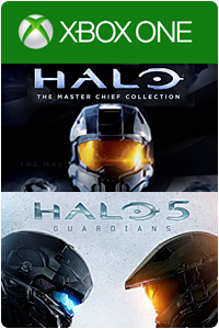 Halo 5 Guardians + Halo Masterchief