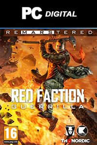 Red Faction: Guerrilla Re-Mars-tered PC