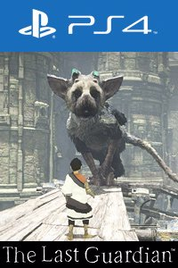 The Last Guardian - PS4 - BE