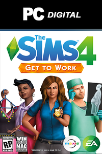 The Sims 4: Get to Work PC DLC