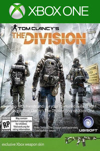 Tom Clancy's The Division: Weapon Skin DLC Xbox One