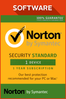 Norton Security Standard 1 device 2017 1 Year
