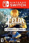 The Legend of Zelda: Breath of The Wild Expansion Pass DLC NS