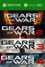 Gears of War Bundle Xbox One and Xbox 360