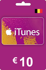 iTunes Gift Card 10 EUR BE