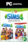 The Sims 4 (incl. Cats & Dogs Pack DLC) PC