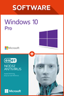 Windows 10 pro + ESET NOD32 Anti Virus 6 months