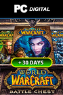World of Warcraft battlechest + 30 dagen gratis